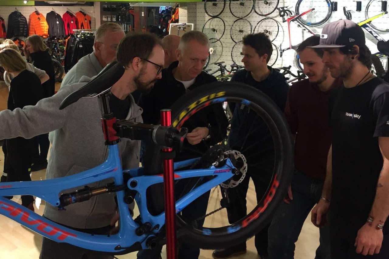 Girjustering blir ett av temaene på mekkekurset til NOTS Oslo og Omegn neste uke. Foto: Frode Kaafjord