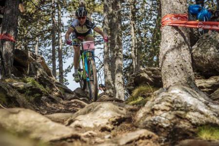 Gunn-Rita Dahle Flesjå vant helgas UCI-rundbaneritt i Polen, og reiser videre til Bundesliga neste helg, før det blir maraton i oktober. Foto: Matthew DeLorme/RedBull
