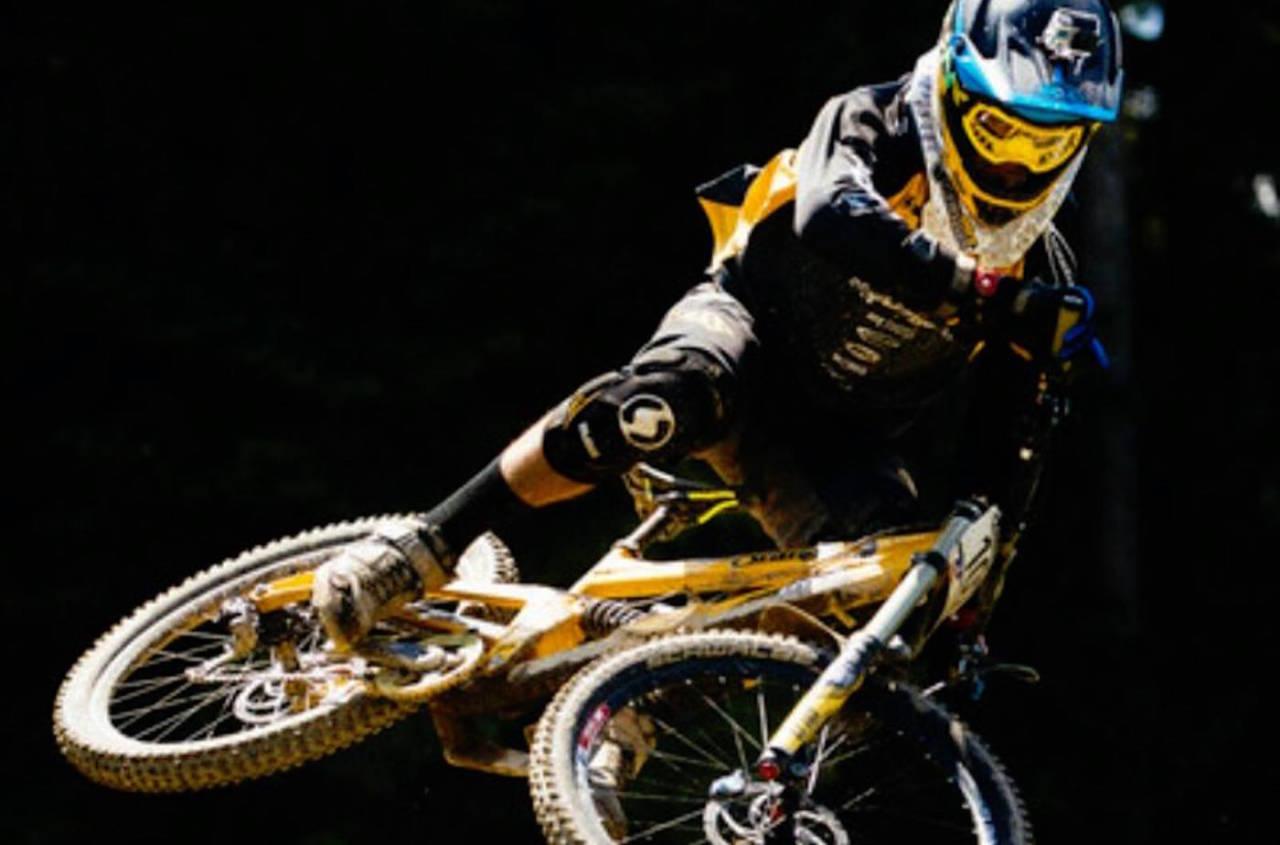Isak Leivsson kjørte seg inn til finaleplass i verdenscupen i Cairns, Australia. Finalen går lørdag klokka 14.00 lokal tid. Foto: Duncan Philpott