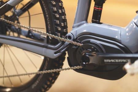 Tyske Bosch er markedsleder på elmotorer for elsykler. Deres Performance CX-motor er den sterkeste motoren<span class='oval'>…</span>