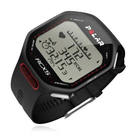 NY OG NETT:  Polar RCX5 er en liten og slank klokke som passer til både hverdags og trening.
