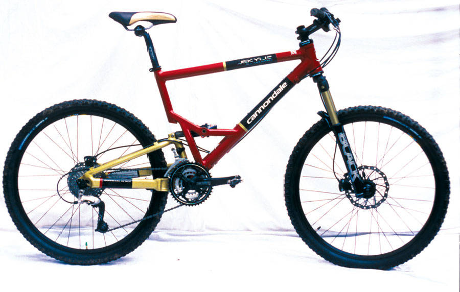 Cannondale Jekyll 600