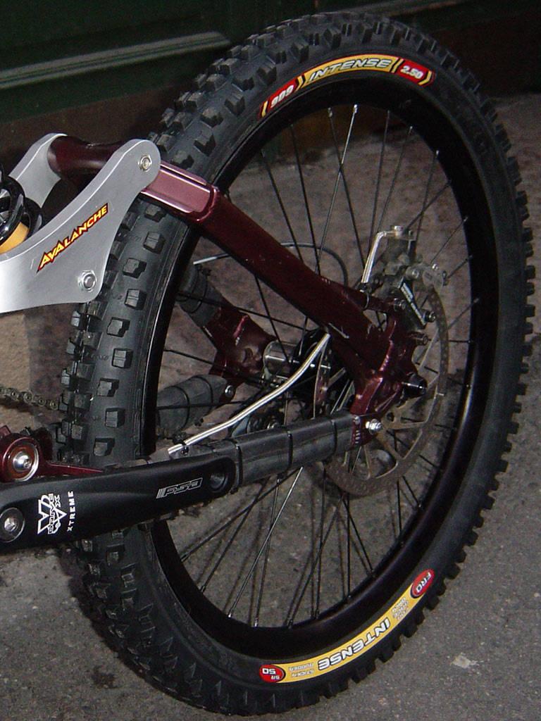 Test av Intense 909 sykkeldekk | Tester | TERRENGSYKKEL.NO