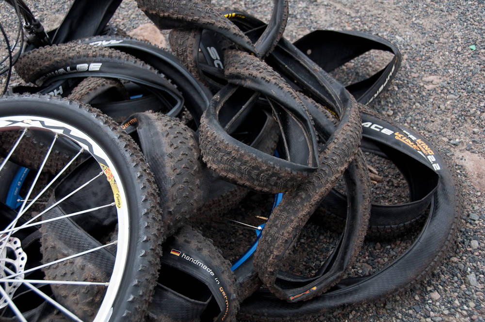 Test av sykkeldekk til ritt | Tester | TERRENGSYKKEL.NO