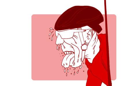 Illustrasjon Joar Christophersen