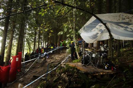STOR PR-VERDI: Hafjell Bike Park er kjent for en hel terrengsykkelverden. Men eieren Alpinco er misfornøyd med sommerbesøket.
