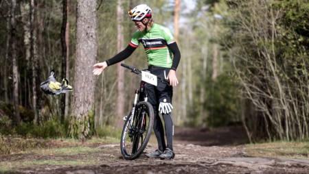 RITTKLAR: Øyvind Aas har gjort klar sykkelen til Terrengsykkelrittet. Sørg for å få med deg hans siste tips. Foto: Christian Nerdrum