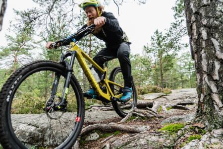 Ingen syklister har perfekt teknikk. Her er de fem vanligste feilene. Foto: Christian Nerdrum