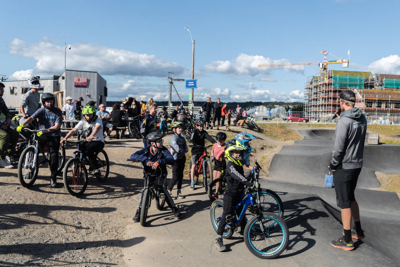 Norwegian Pumptrack Challenge i Hafjell Bike Fest 2021