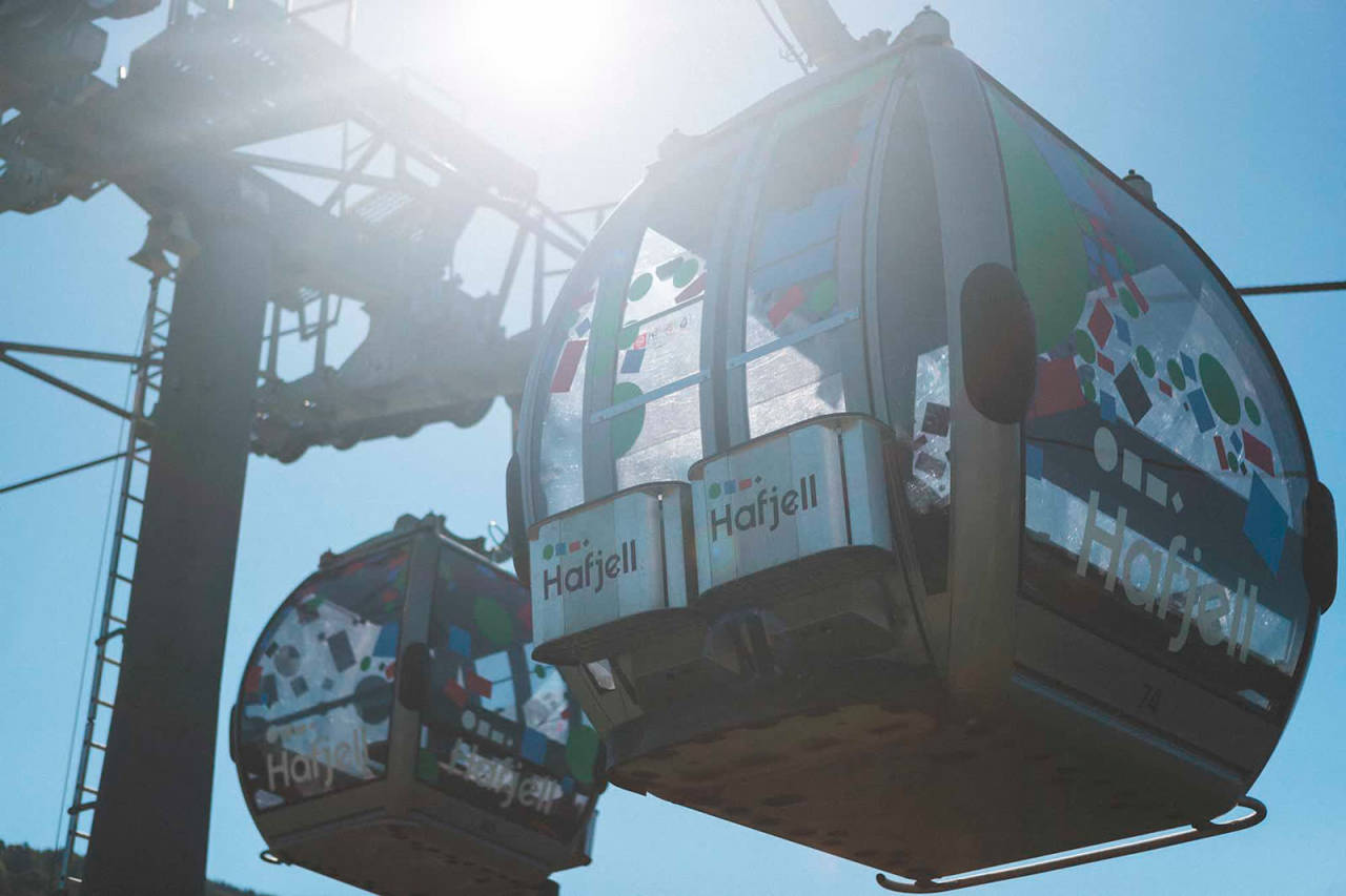 hafjell bike park åpningstider 2021