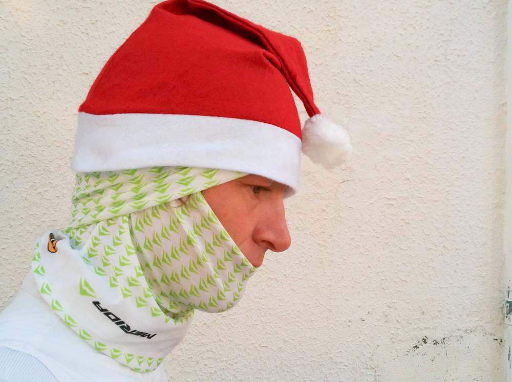 NISSETIPS: God jul ønsker fra Terrengsykkelredaksjonen med dette tipset om å holde varmen i vinter.