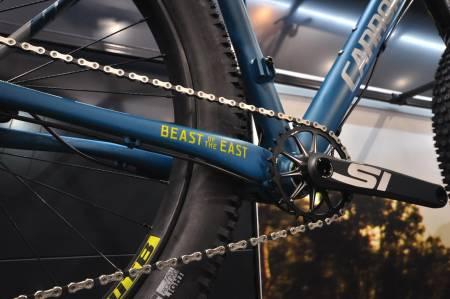 FRA ØSTEN: Cannondales legendariske slagord spiller ikke på sykkelproduksjonen i Taiwan.
