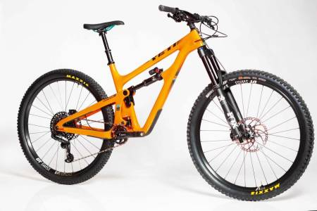 Yeti MTB sykkel terrengyskkel test review